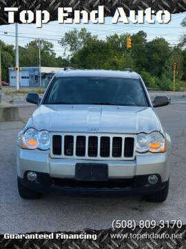 2010 Jeep Grand Cherokee for sale at Top End Auto in North Atteboro MA