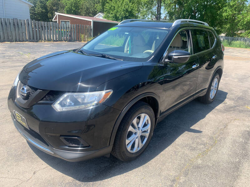 2015 Nissan Rogue for sale at PAPERLAND MOTORS - Fresh Inventory in Green Bay WI