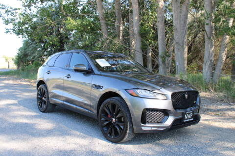 2017 Jaguar F-PACE for sale at Northwest Premier Auto Sales in West Richland And Kennewick WA
