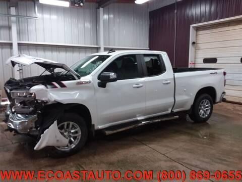 2019 Chevrolet Silverado 1500 for sale at East Coast Auto Source Inc. in Bedford VA