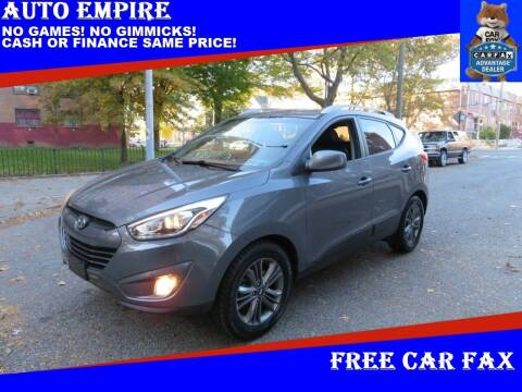 2015 Hyundai Tucson for sale at Auto Empire in Brooklyn NY
