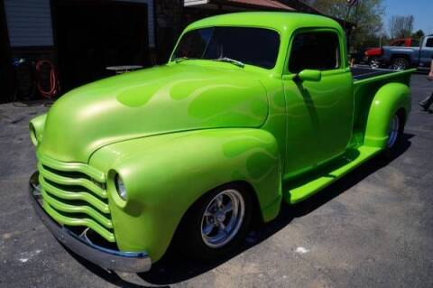 1947 Chevrolet 3100 for sale at Classic Car Deals in Cadillac MI