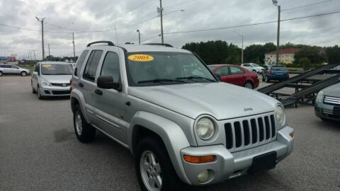 2003 Jeep Liberty for sale at Kelly & Kelly Supermarket of Cars in Fayetteville NC