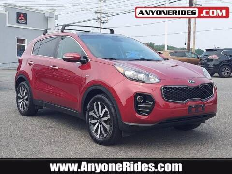 2017 Kia Sportage for sale at ANYONERIDES.COM in Kingsville MD