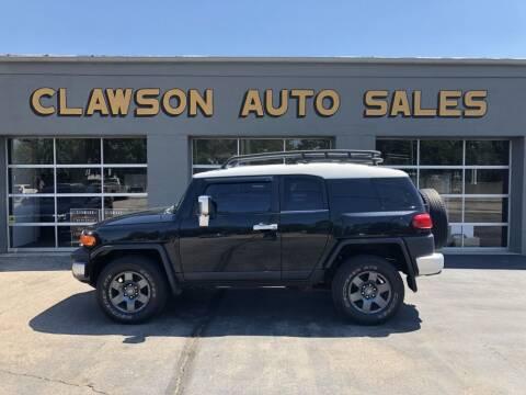 2007 Toyota FJ Cruiser for sale at Clawson Auto Sales in Clawson MI
