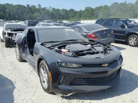 2017 Chevrolet Camaro for sale at Encore Auto Parts & Recycling in Jefferson GA