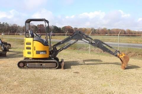 2015 John Deere 26G for sale at Vehicle Network - Dick Smith Equipment in Goldsboro NC