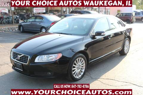 2008 Volvo S80 for sale at Your Choice Autos - Waukegan in Waukegan IL