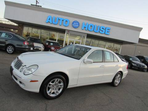 2004 Mercedes-Benz E-Class for sale at Auto House Motors in Downers Grove IL