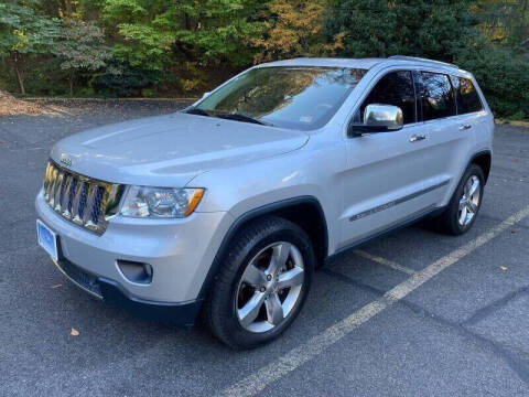 2012 Jeep Grand Cherokee for sale at Car World Inc in Arlington VA