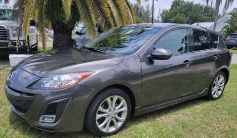 """2010 Mazda MAZDA3 for sale at WHEELS """"R"""" US 2017 LLC in Hudson FL"""