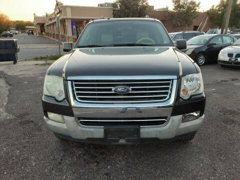 2006 Ford Explorer for sale at Fredericksburg Auto Finance Inc. in Fredericksburg VA