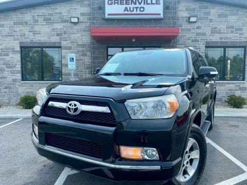 2010 Toyota 4Runner for sale at GREENVILLE AUTO in Greenville WI