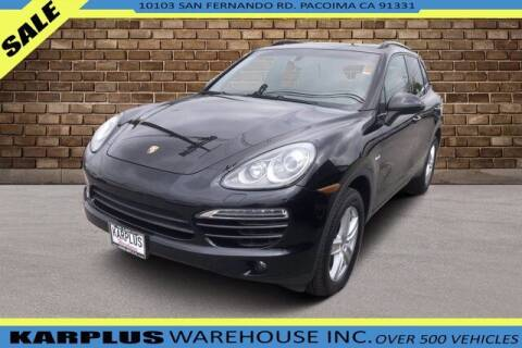 2013 Porsche Cayenne for sale at Karplus Warehouse in Pacoima CA