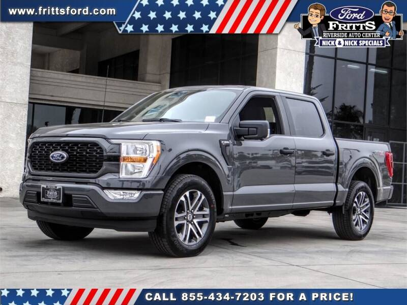 2021 Ford F-150 for sale in Riverside, CA