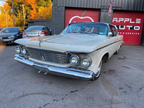 1963 Chrysler Imperial for sale at Apple Auto Sales Inc in Camillus NY