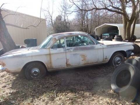 1962 Chevrolet Corvair for sale at Haggle Me Classics in Hobart IN