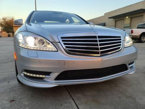 2011 Mercedes-Benz S-Class for sale at Monaco Motor Group in Orlando FL