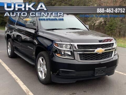 2019 Chevrolet Suburban for sale at Urka Auto Center in Ludington MI