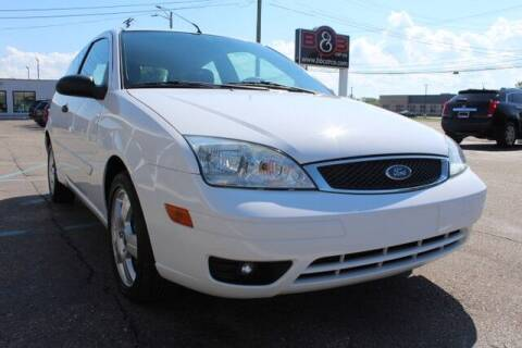 2005 Ford Focus for sale at B & B Car Co Inc. in Clinton Twp MI