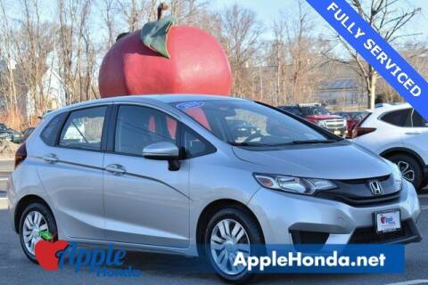 2015 Honda Fit for sale at APPLE HONDA in Riverhead NY