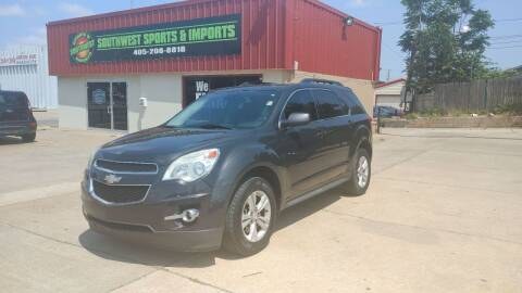 2014 Chevrolet Equinox for sale at Southwest Sports & Imports in Oklahoma City OK