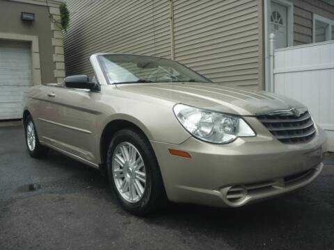 2008 Chrysler Sebring for sale at Pinto Automotive Group in Trenton NJ