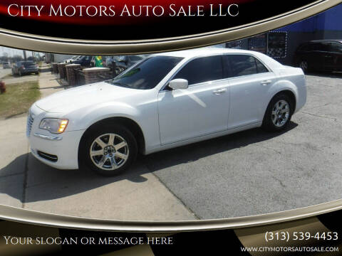 2011 Chrysler 300 for sale at City Motors Auto Sale LLC in Redford MI