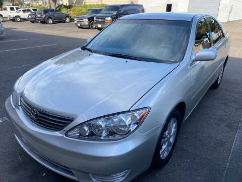 2006 Toyota Camry for sale at Cars4U in Escondido CA