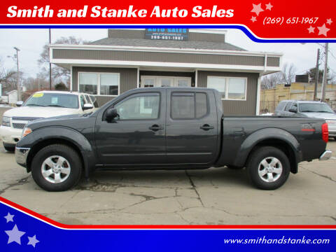 2012 Nissan Frontier for sale at Smith and Stanke Auto Sales in Sturgis MI