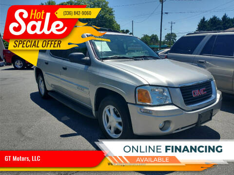 2004 GMC Envoy XL for sale at GT Motors, LLC in Elkin NC