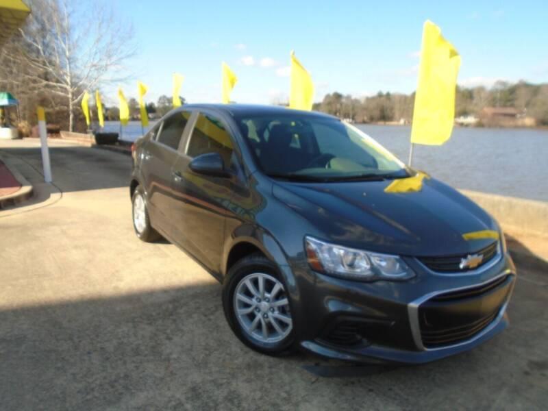 2017 Chevrolet Sonic for sale at Lake Carroll Auto Sales in Carrollton GA