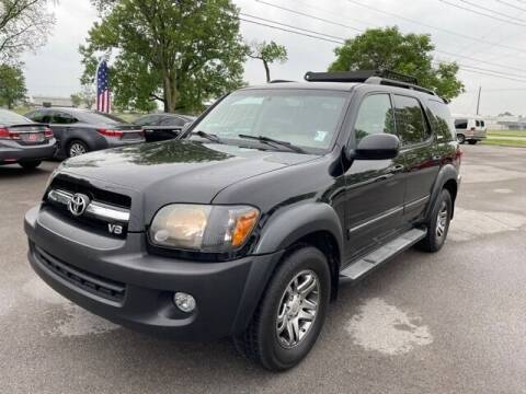 2005 Toyota Sequoia for sale at International Cars Co in Murfreesboro TN