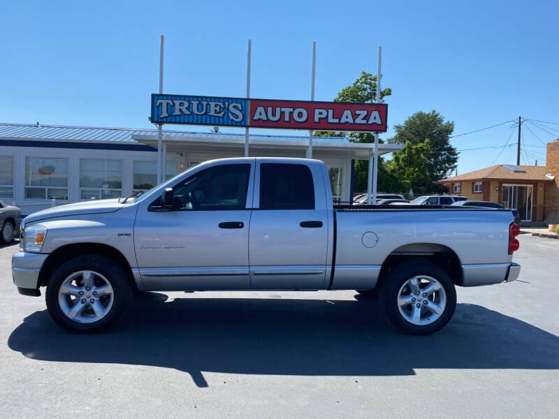 2007 Dodge Ram Pickup 1500 for sale at True's Auto Plaza in Union Gap WA