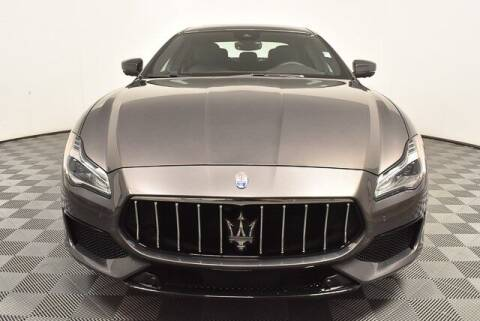 2020 Maserati Quattroporte for sale at Southern Auto Solutions-Jim Ellis Mazda Atlanta in Marietta GA