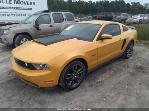 2011 Ford Mustang for sale at Car Girl 101 in Oakland Park FL
