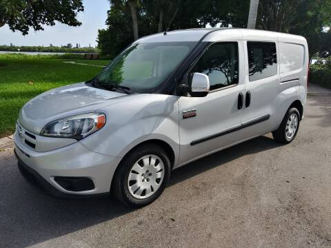 2016 RAM ProMaster City Wagon for sale at GulfCoast Motorsports in Osprey FL