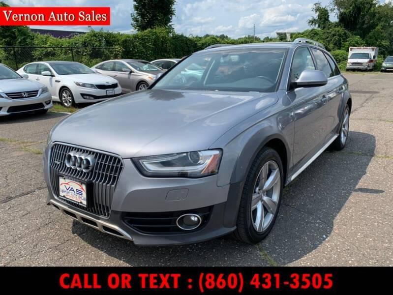 2015 Audi Allroad for sale in Vernon Rockville, CT