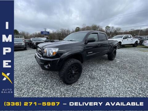 2009 Toyota Tacoma for sale at Impex Auto Sales in Greensboro NC