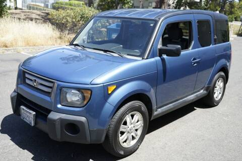 2008 Honda Element for sale at Sports Plus Motor Group LLC in Sunnyvale CA