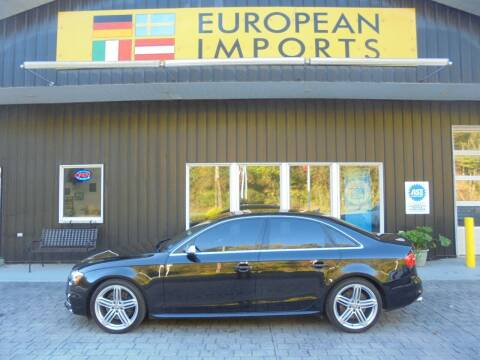 2013 Audi S4 for sale at EUROPEAN IMPORTS in Lock Haven PA