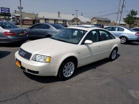 2002 Audi A6 for sale at Cool Cars LLC in Spokane WA