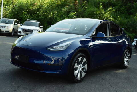 2021 Tesla Model Y for sale at Automall Collection in Peabody MA