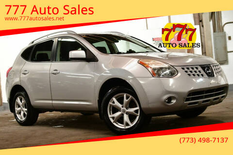 2008 Nissan Rogue for sale at 777 Auto Sales in Bedford Park IL