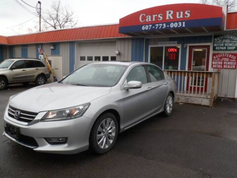 2013 Honda Accord for sale at Cars R Us in Binghamton NY