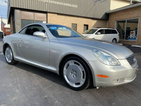 2002 Lexus SC 430 for sale at C Pizzano Auto Sales in Wyoming PA