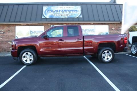 2016 Chevrolet Silverado 1500 for sale at Platinum Auto World in Fredericksburg VA