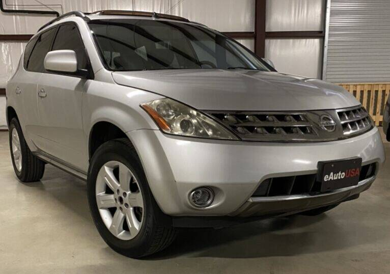 2007 Nissan Murano for sale at eAuto USA in New Braunfels TX
