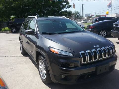 2015 Jeep Cherokee for sale at Express AutoPlex in Brownsville TX