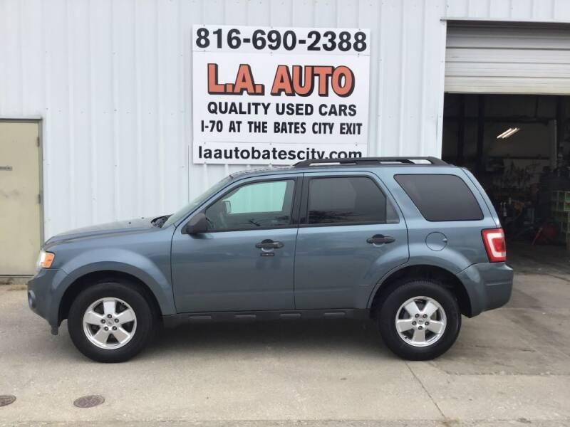 2011 Ford Escape for sale at LA AUTO in Bates City MO